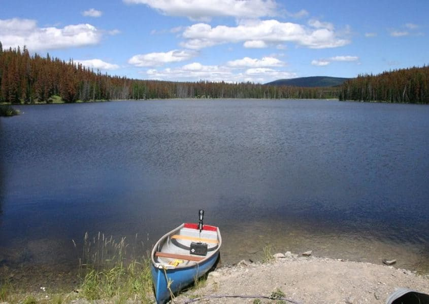 Things to do in Merritt BC including Fishing
