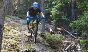 Mountain Biking - Merritt BC