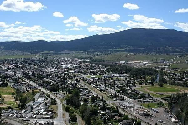 Town of Merritt, BC, Canada