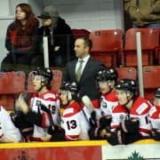 Coach of Merritt Centennials