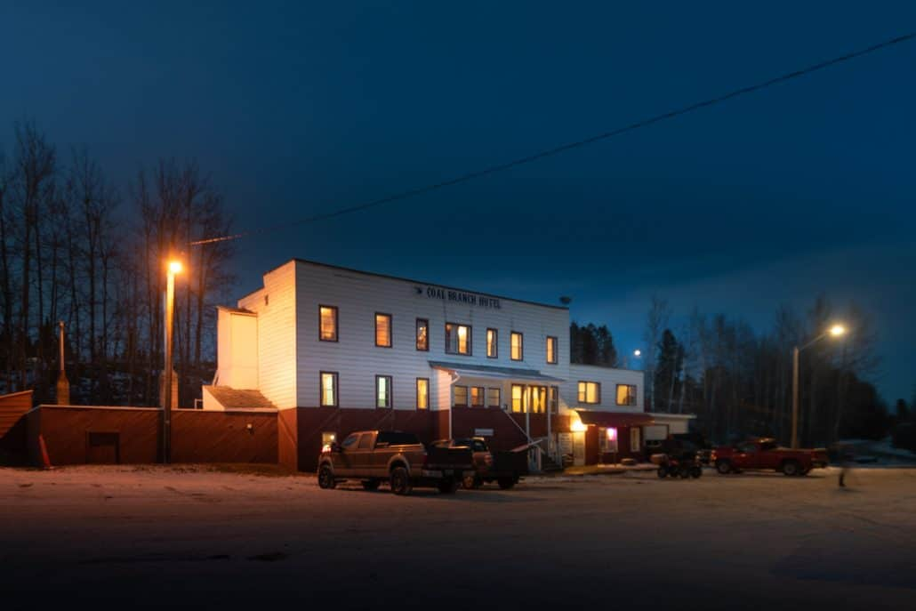 Coal Branch Hotel