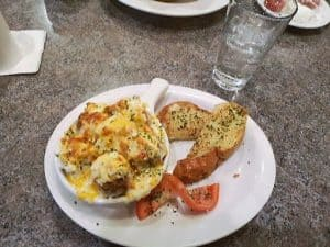 Coldwater restaurant stuffed mushrooms