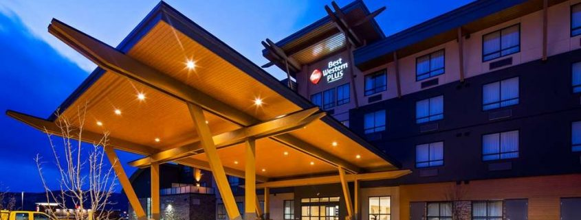 Merritt bc hotel