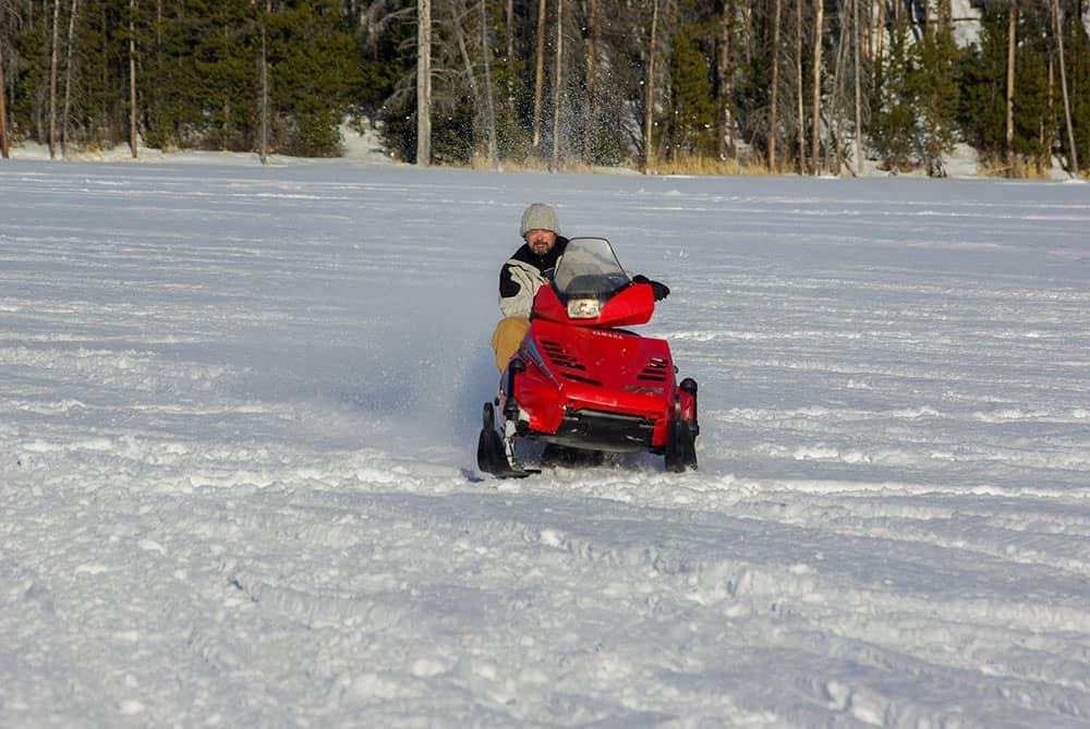 snowmobiling Merritt BC lakes