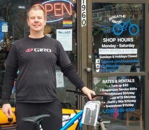 Mountian bikes-Rentals-Canada-Merritt