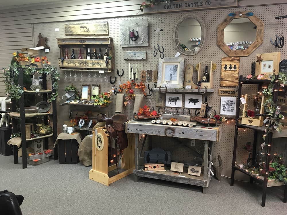 western decor Calton Cattle Co Merritt BC Nicolla Valley