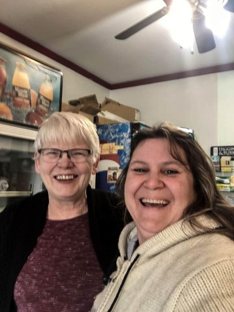Lynda's Cafe, Lynda, Michelle, Merritt, BC