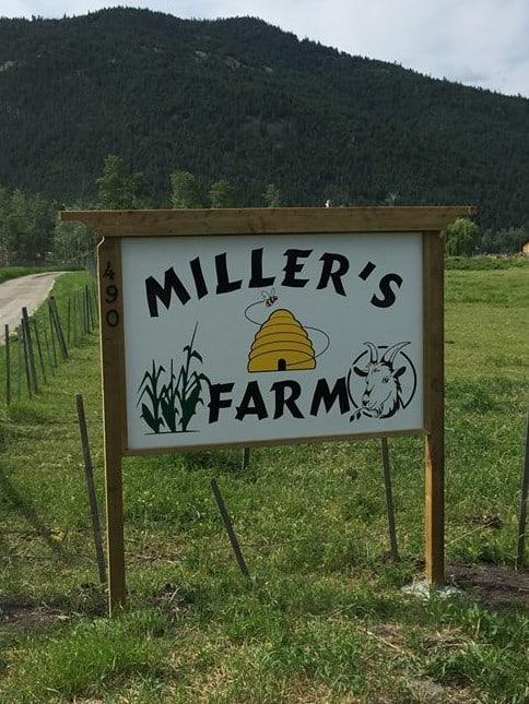 Miller's Farm Lower Nicola BC