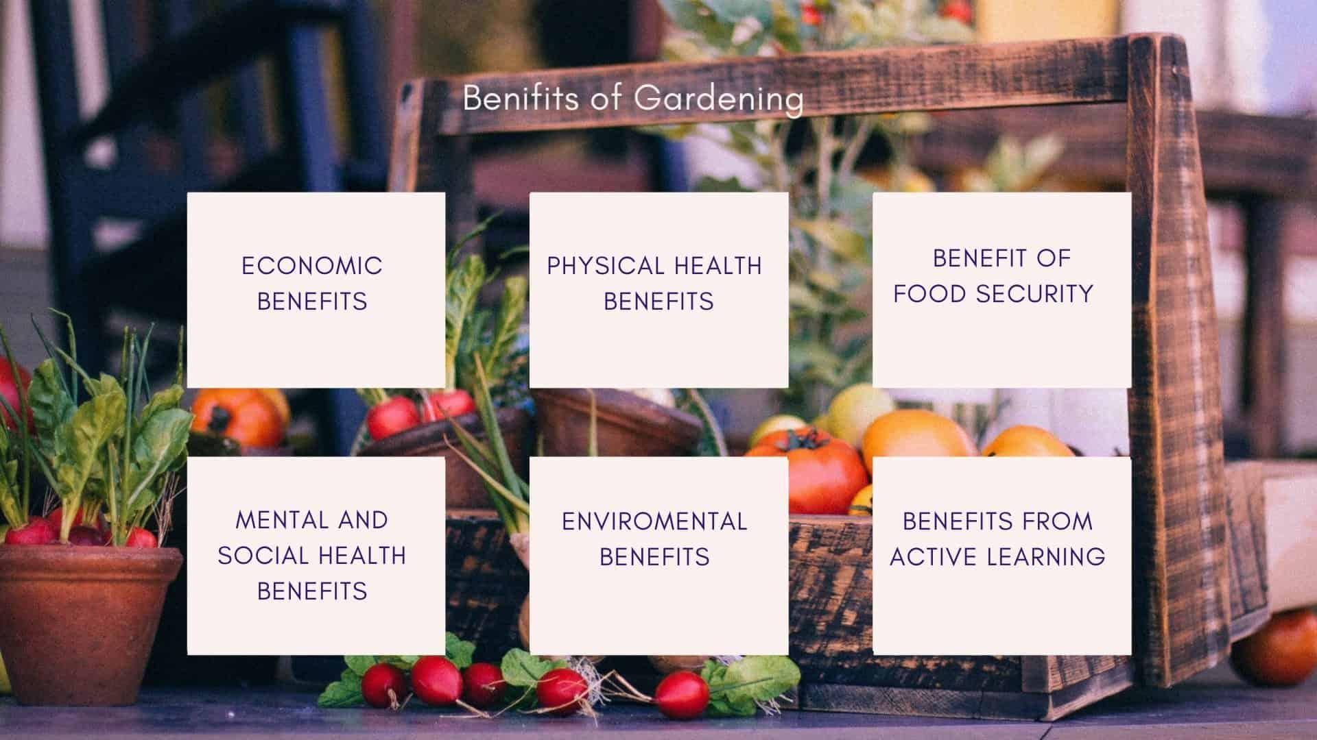 benefits gardening healthy lifestyle merritt bc