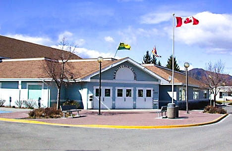Merritt BC Civic Center
