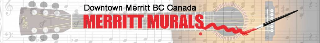 Merritt BC Murals