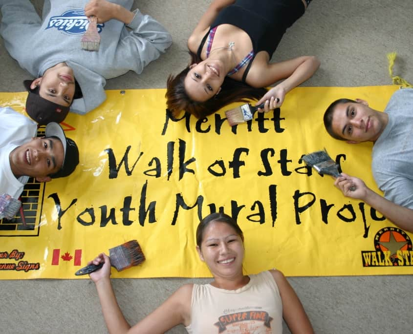 Merritt Walk of Stars