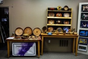 unique wooden bowls and plates