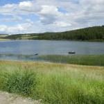 Lundbom Lake in Merritt BC