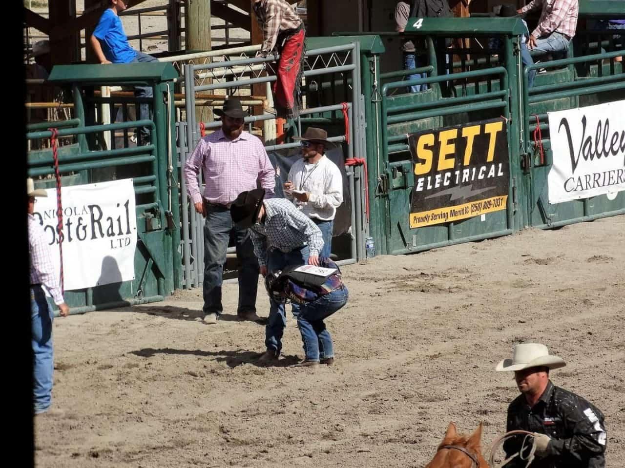 Nicola Valley Pro Rodeo