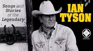 Cowboy Ian Tyson from Alberta Canada