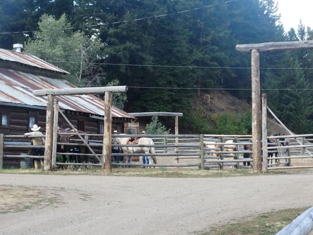 Merritt BC Horseback Riding Tours