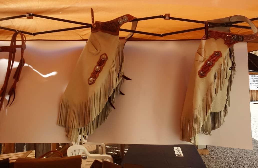 Don Loewen Saddlery - Leathercraft