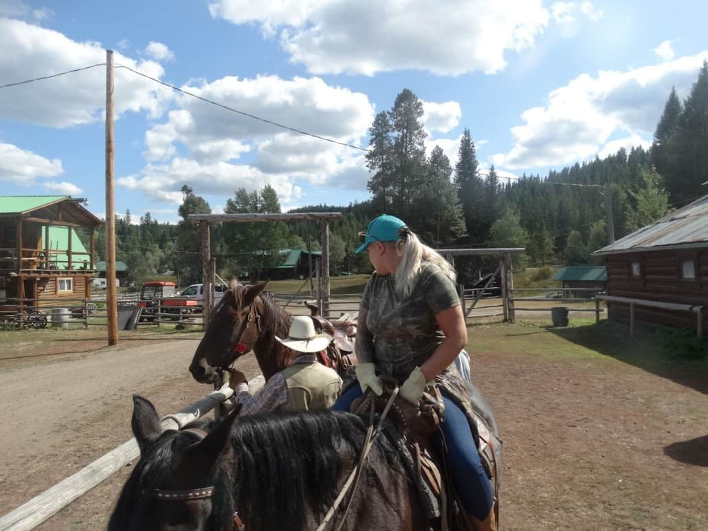 A-P Ranch Horseback Riding