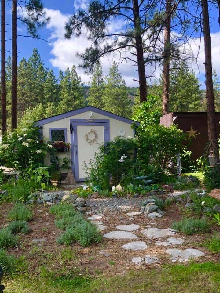 Merritt BC cottage