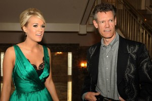 Randy Travis and Carrie Underwood