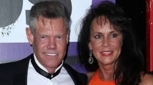 Randy Travis and Wife Mary