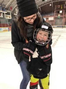 hockey merritt bc