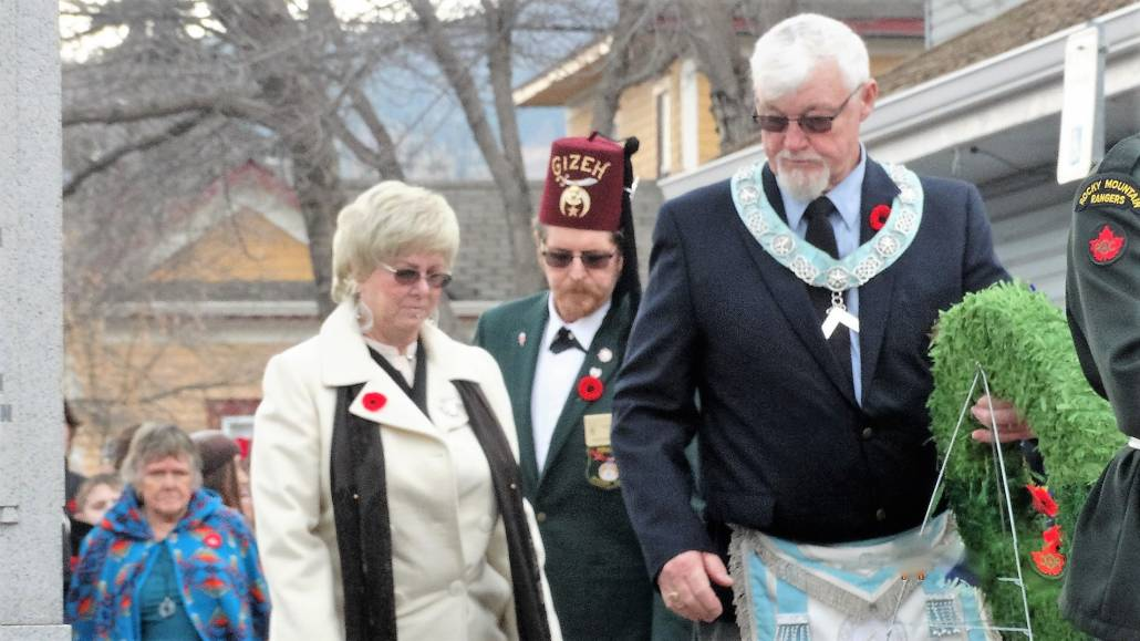 Merritt BC Remembrance
