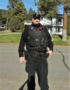 merritt bc conservation officer