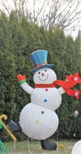 Christmas Spirit  Merritt BC. Canada.