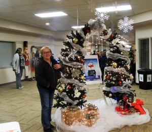 Merritt Christmas decorations