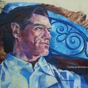 merritt mural randy travis