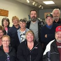 Nicola Valley volunteers