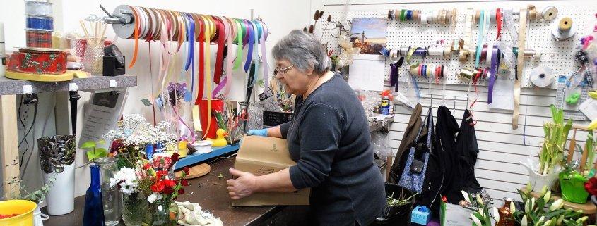 Merritt Miss Vicki's flower shop