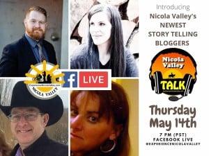 experience nicola valley bloggers