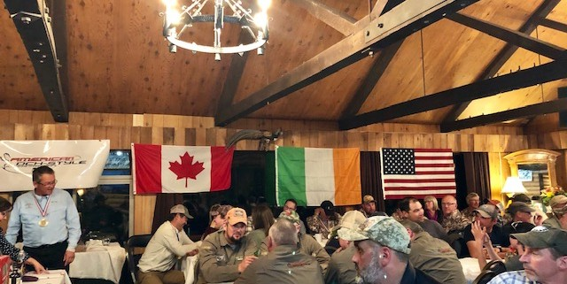 North American Loch Style Championships-Fly fishing at Corbett Lake Lodge