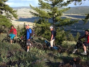 Outdoor Extreme Merritt Mountain Biking