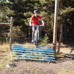 Outdoor Extreme Mountain Biking in Merritt BC