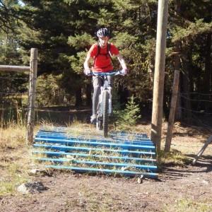 Outdoor Extreme Mountain Biking in Merritt BC