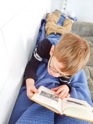Reading and writing home schooling