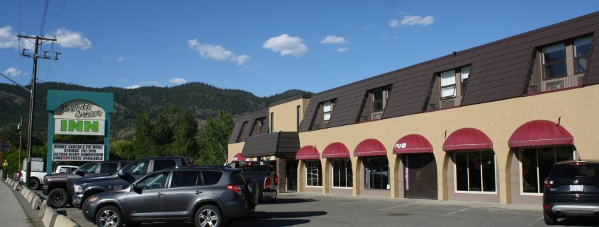 merritt hotel accommodations