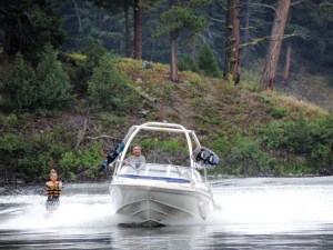 Summer Adventure on Nicola Valley's Lakes.