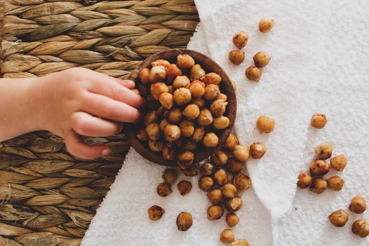 Simple Snacking for Toddlers