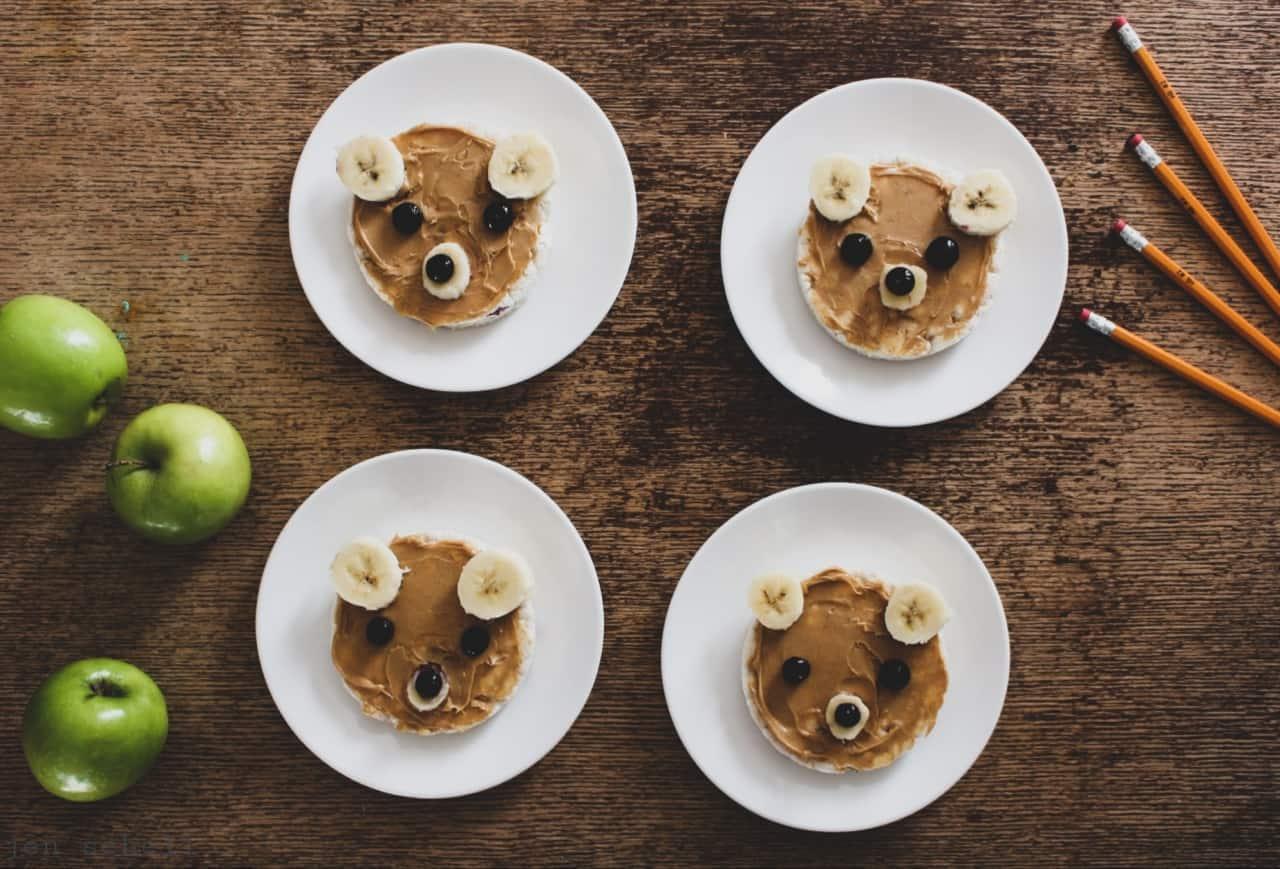 School Snacks ideas for kids