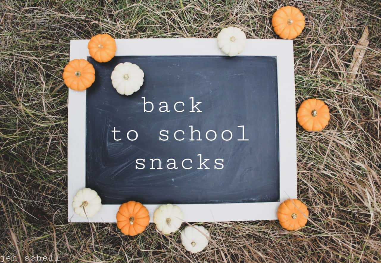 school snack ideas in Merritt