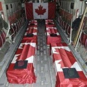 Remembrance Day in Canada.