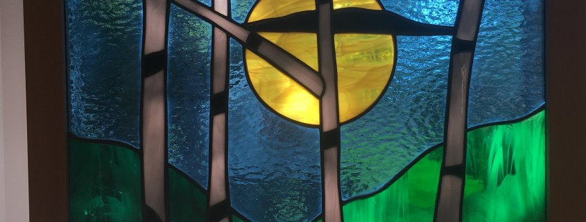 Twin Willows Stained Glass Art in Merritt BC