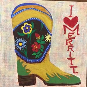 Street Art in Merritt