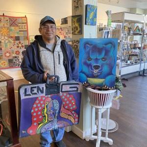 Leonard George Artist