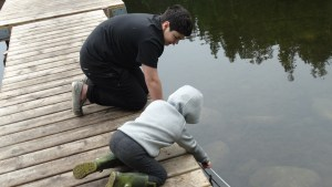 Summer Adventure on Nicola Valley's Lakes